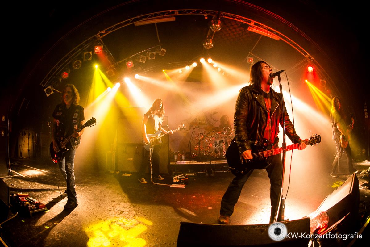 Monster Magnet & Church of Misery in der Markthalle Hamburg am 19.02.2014