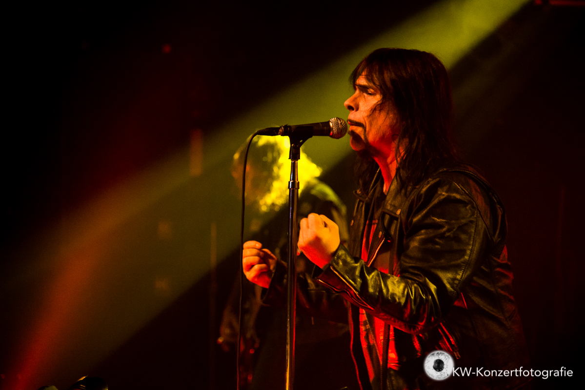 Monster Magnet & Church of Misery at the Markthalle Hamburg on Feb 19th 2014