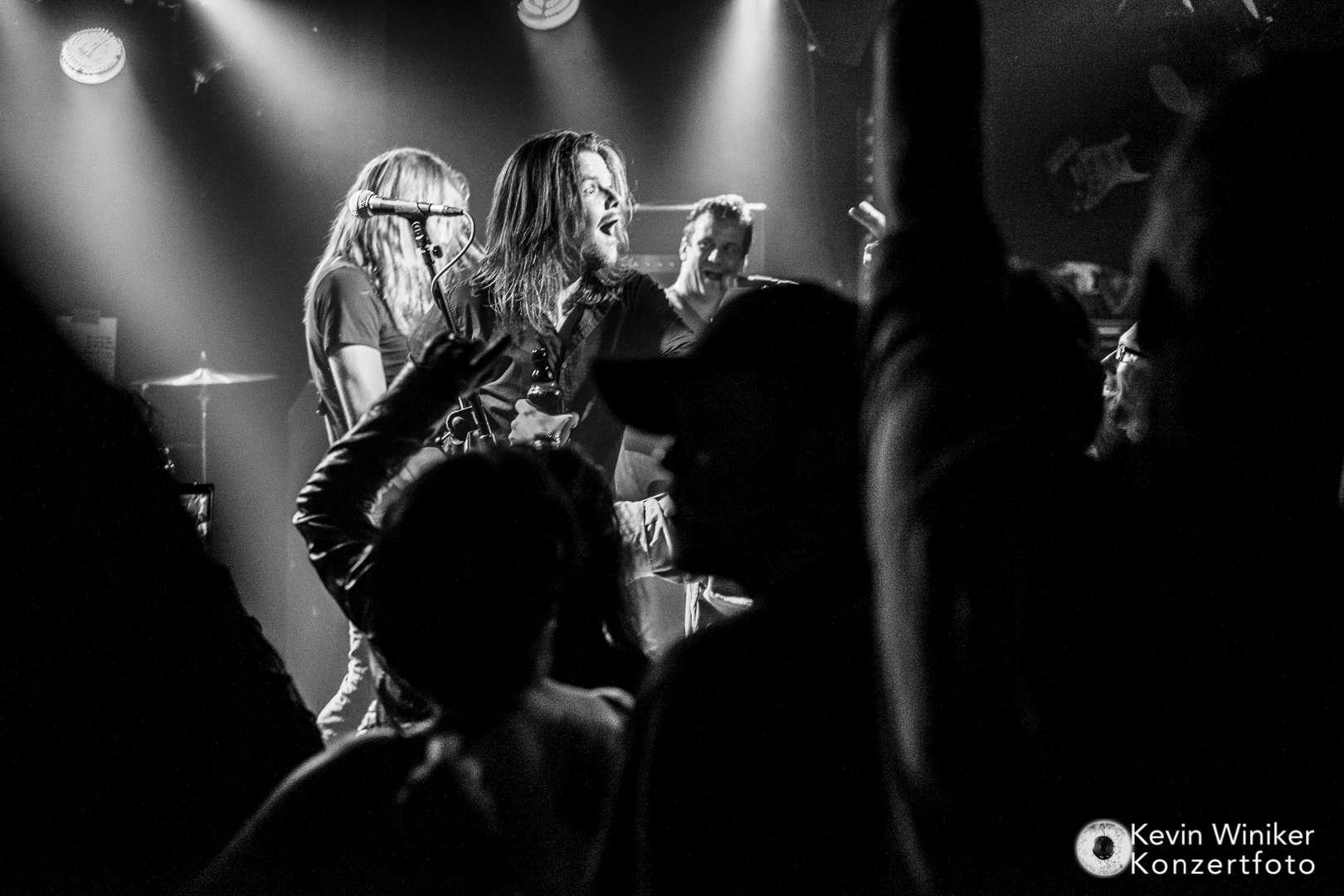 AC/ Dynamite & Sisters of Kyuss im Rock Café St. Pauli