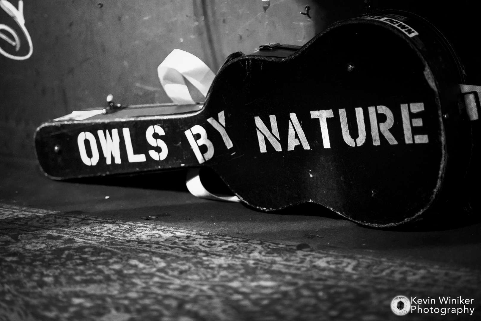 Owls By Nature – North America - UK - Europe Solotour 2015