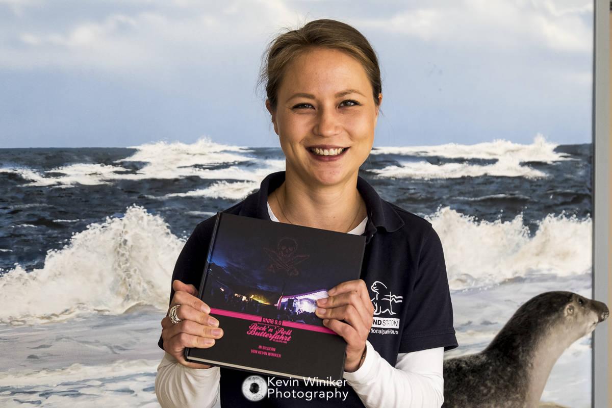 Elke Schneider, Seehundstation