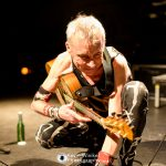 UK Subs und TV Smith in der Fabrik