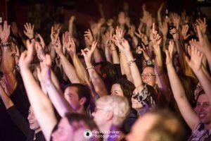 Skinny Lister Crowd