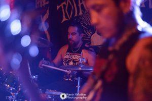 Total Chaos im Monkeys Music Club