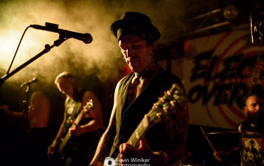Live Video: The Electric Overdrive – Supersonic Membrain