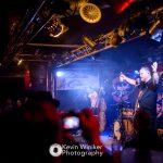 Rubber Chukks Album Release im Monkeys Music Club