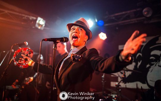 Pauline Black von The Selecter