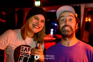 Beans on Toast mit Arabell beim Xtra Mile Showcase Reeperbahn Festival